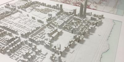 Conceptual Architectural Study Models
