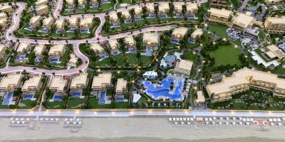 Fairmont Residences Taghazout Bay