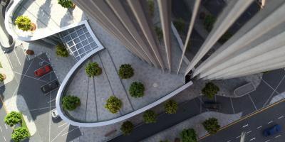 Bayat Plaza High Rise Twin-Tower