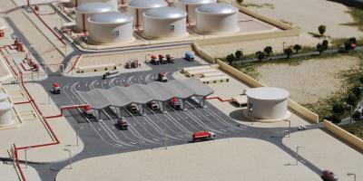 Djibouti Oil Terminal