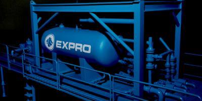 Expro Truck