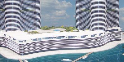 Marina Sky Towers