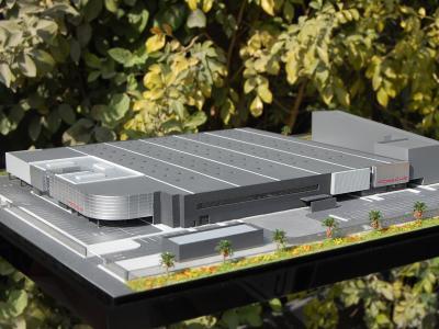 Porsche Centre Doha