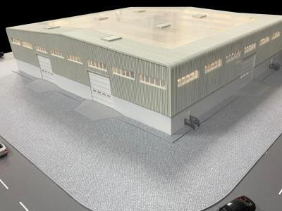 Oil & Gas Supply Base - Warehouse