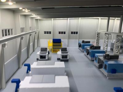 Oil & Gas Supply Base - Interior Warehouse