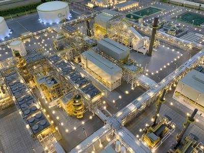 Ammonia and Methanol Plants