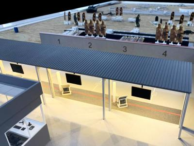Military Training Facility