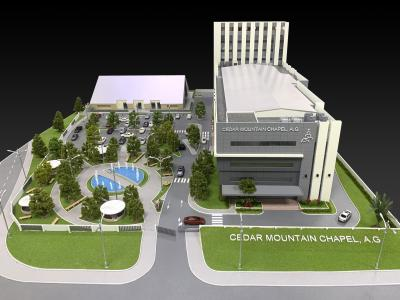 Cedar Mountain Chapel