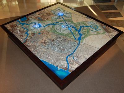 Dubai Union Canal