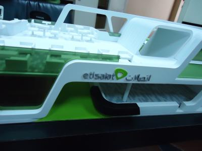 Stand for Etisalat
