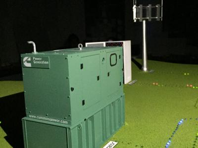 Cummins Hybrid Power System