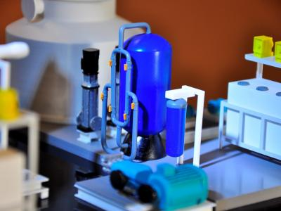 Reverse Osmosis and Sewer Treatment Plan
