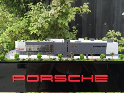 Porsche Centre Sheikh Zayed Road