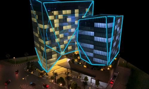 Al Khaleej Bank Headquarters
