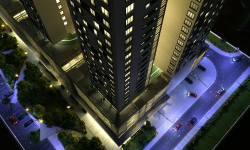 Tamdeen Square Residences